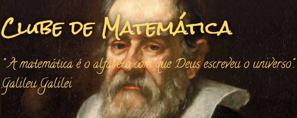 Clube de Matemática